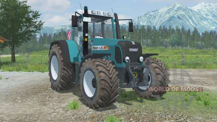 Fendt 820 Vario TMS moveable rear hitch para Farming Simulator 2013