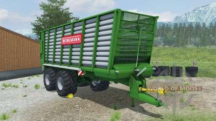 Bergmann HTW 45 la salle green para Farming Simulator 2013