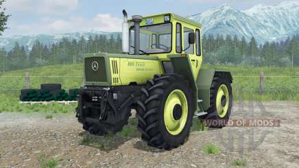 Mercedes-Benz Trac 1600 Turbo manual ignition para Farming Simulator 2013