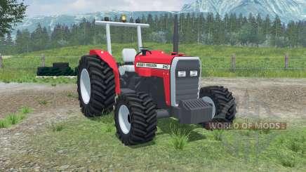 Massey Ferguson 240 4WD para Farming Simulator 2013