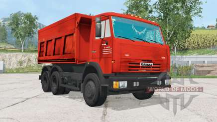KamAZ-65115-049 para Farming Simulator 2015