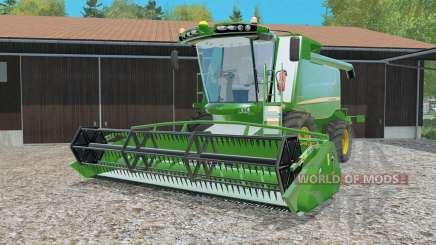 John Deere W540 & 618R para Farming Simulator 2015