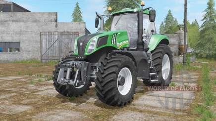 New Holland T8-series Green Edition para Farming Simulator 2017