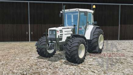 Hurlimann H-488 Turbo with FL console para Farming Simulator 2015