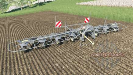 Kuhn GF 8712 multicolor para Farming Simulator 2017
