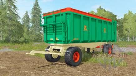 Aguas-Tenias GAT20 wheels selection para Farming Simulator 2017