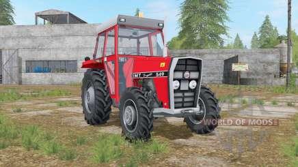 IMT 549 DL Specijal para Farming Simulator 2017