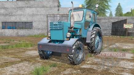 T-40АМ na cor azul para Farming Simulator 2017