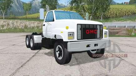 GMC TopKick C7500 para Farming Simulator 2015
