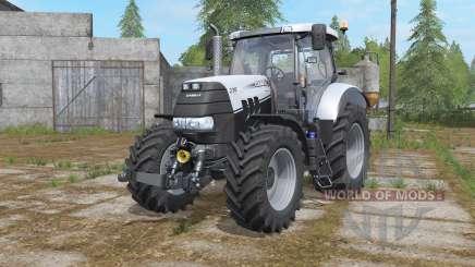 Case IH Puma with multiple designs to choose para Farming Simulator 2017