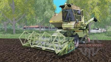 SK-5 Niva com suspensão de cabeçalho para Farming Simulator 2015