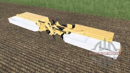 Lely Splendimo 900 MC Gallignani para Farming Simulator 2017