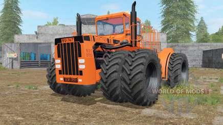 Big Bud 16V-747 orange para Farming Simulator 2017