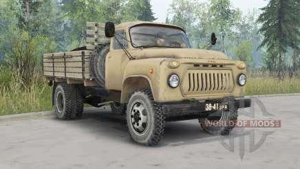 GAZ-52 e 53 para Spin Tires