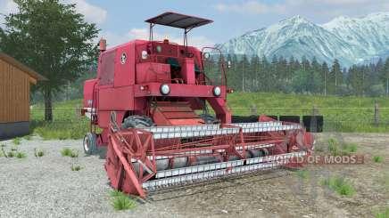 Bizon Z040 manual ignition para Farming Simulator 2013