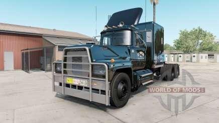 Mack RS700 de Borracha Ducᶄ para American Truck Simulator