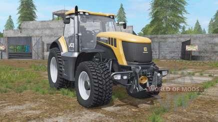 JCB Fastrac 8310 version route para Farming Simulator 2017