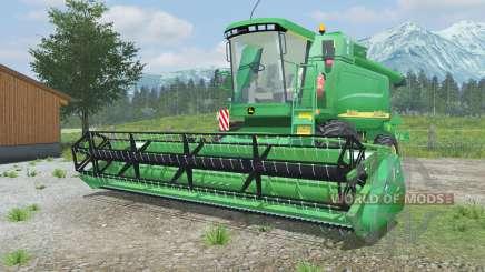 John Deere 9640 WTS para Farming Simulator 2013