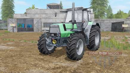 Deutz-Fahr AgroStar 6.61 with more speed para Farming Simulator 2017