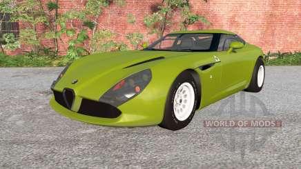 Alfa Romeo TZ3 Stradale 2011 para BeamNG Drive