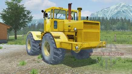 Kirovets K-701 abrir as portas e o capô para Farming Simulator 2013