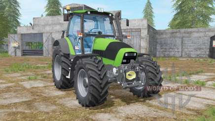 Deutz-Fahr Agrotron 165 lime green para Farming Simulator 2017