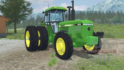 John Deere 4850 para Farming Simulator 2013