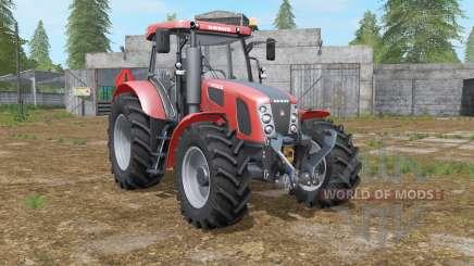 Ursus 15014 improved turning radius para Farming Simulator 2017