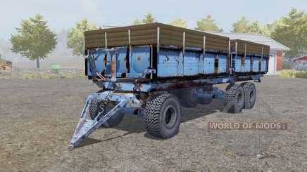 PTS-12 macio azul para Farming Simulator 2013