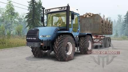 HTZ-17022 cor azul para Spin Tires