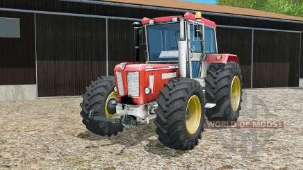 Schluter Super 1500 TVL Special para Farming Simulator 2015