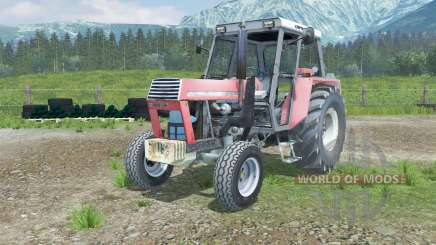 Ursus 1002 front loader para Farming Simulator 2013