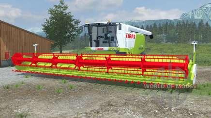 Claas Lexion 770 & Vario 1200 para Farming Simulator 2013