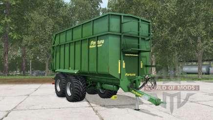 Fortuna FTM 200-6.0 dead weight 7130 kg. para Farming Simulator 2015