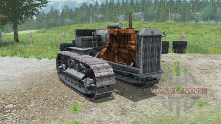S-60 Stalinets para Farming Simulator 2013