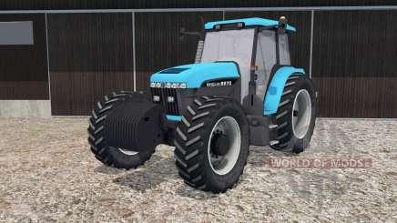 New Holland 8970 vivid sky blue para Farming Simulator 2015