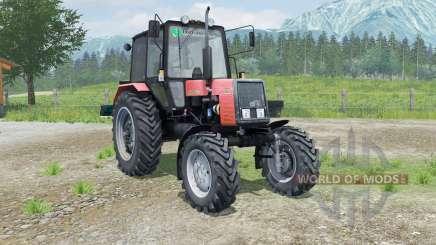 MTZ-892 Bielorrússia, em tamanho completo para Farming Simulator 2013