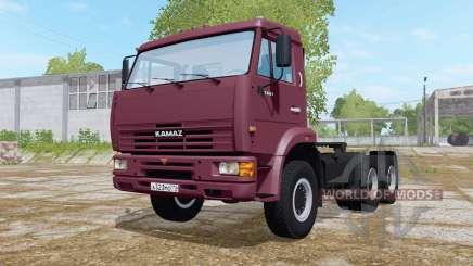 KamAZ-65116 cor para Farming Simulator 2017