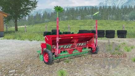 Unia Poznaniak 410-3 DXL para Farming Simulator 2013