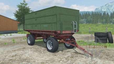 Krone Emsland 16 tonner para Farming Simulator 2013
