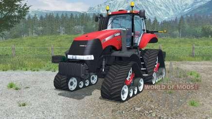 Case IH Magnum 370 CVX track systems para Farming Simulator 2013