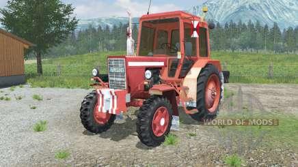 MTZ-82 Bielorrússia com elementos animados para Farming Simulator 2013