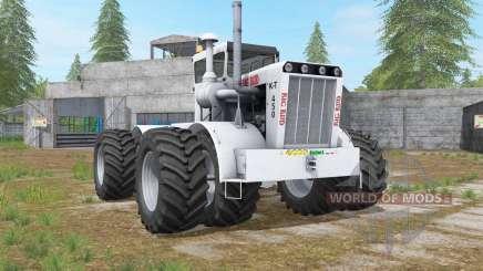 Big Bud KT 450 para Farming Simulator 2017