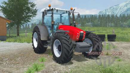 Mesmo Explorer3 105 travão de mão para Farming Simulator 2013