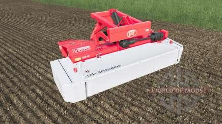 Lely Splendimo 320 FC para Farming Simulator 2017