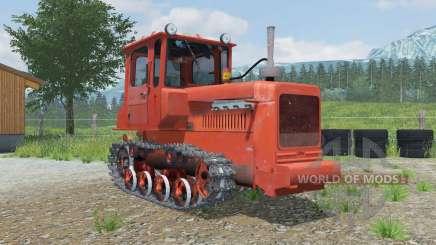 DT-75M com trator de equipamentos para Farming Simulator 2013