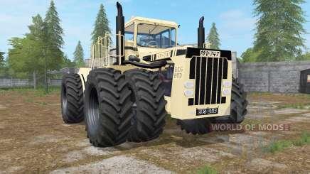 Big Bud 16V-747 wheat para Farming Simulator 2017