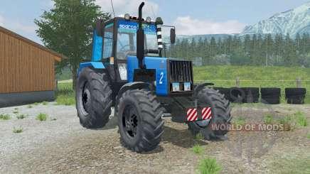 MTZ-Bielorrússia 1221В para Farming Simulator 2013