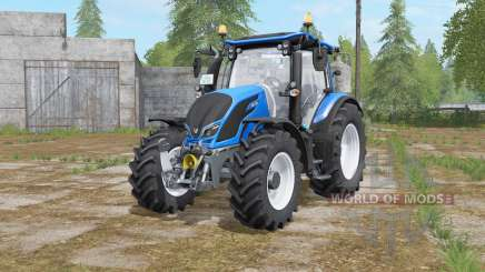 Valtra N154e interactive control para Farming Simulator 2017
