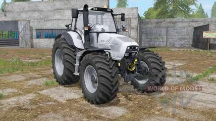 Lamborghini R6.125 DCR narrow&normal wheels para Farming Simulator 2017